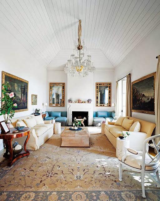 Marbella home designed by Eduardo Dorissa