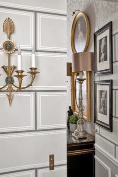 jib doors by Jean Louis Deniot via belle vivir blog