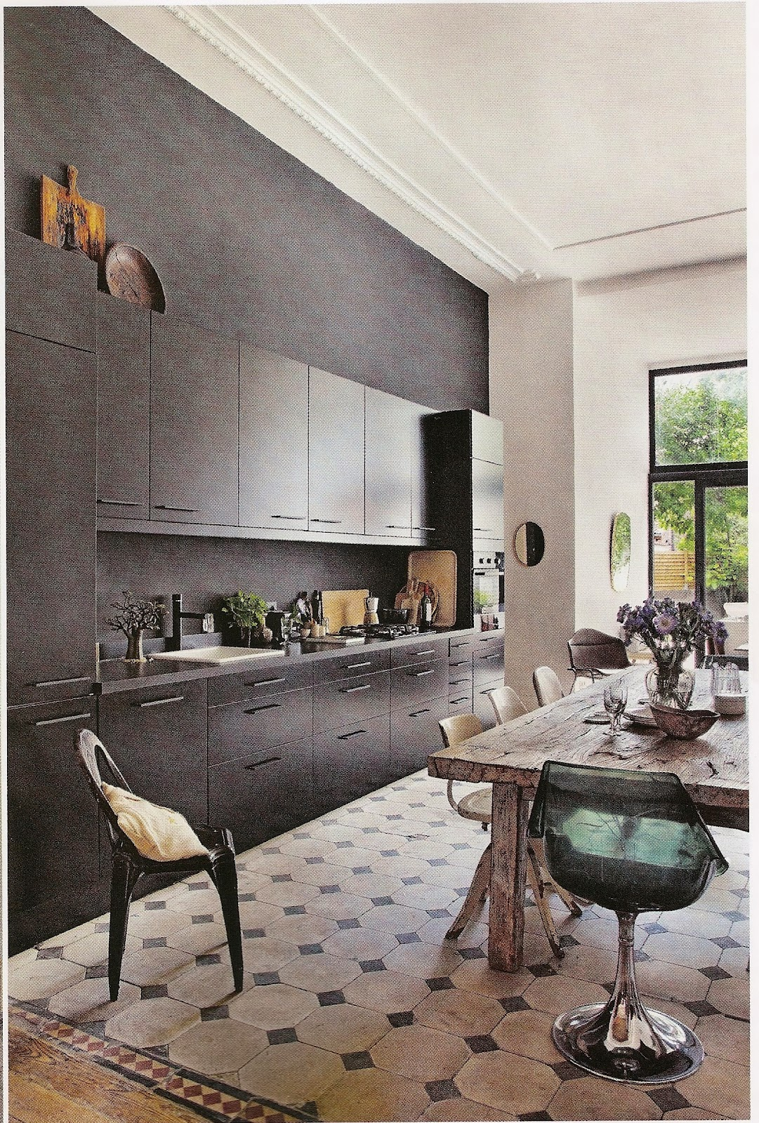 Decor Inspiration A Kitchen To Live In: Seeking Inspiration: Kitchens
