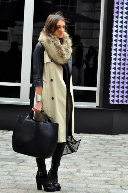 layering clothes stylishly