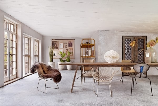 Decor influences scandinavian style for Research interior decoration and design influences