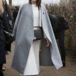 Street Style during London Fashion Week