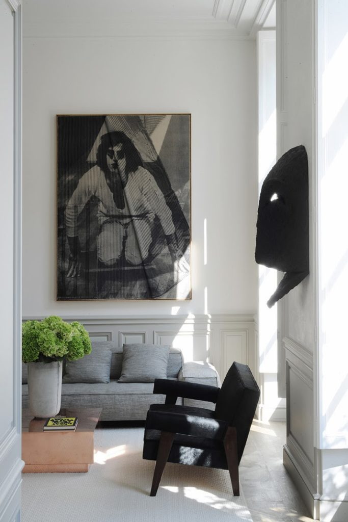 Joseph Dirand, A Paris apartment designed by Joseph Dirand