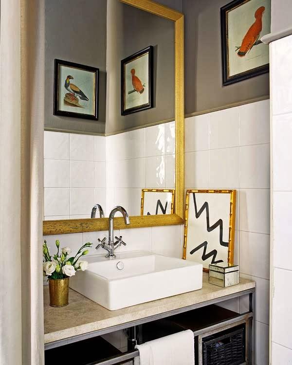 Estefania Carrero design bathroom