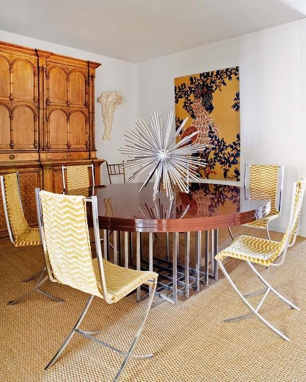Estefania Carrero Design Dining Room