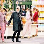 Does Karl Lagerfeld read Belle Vivir?