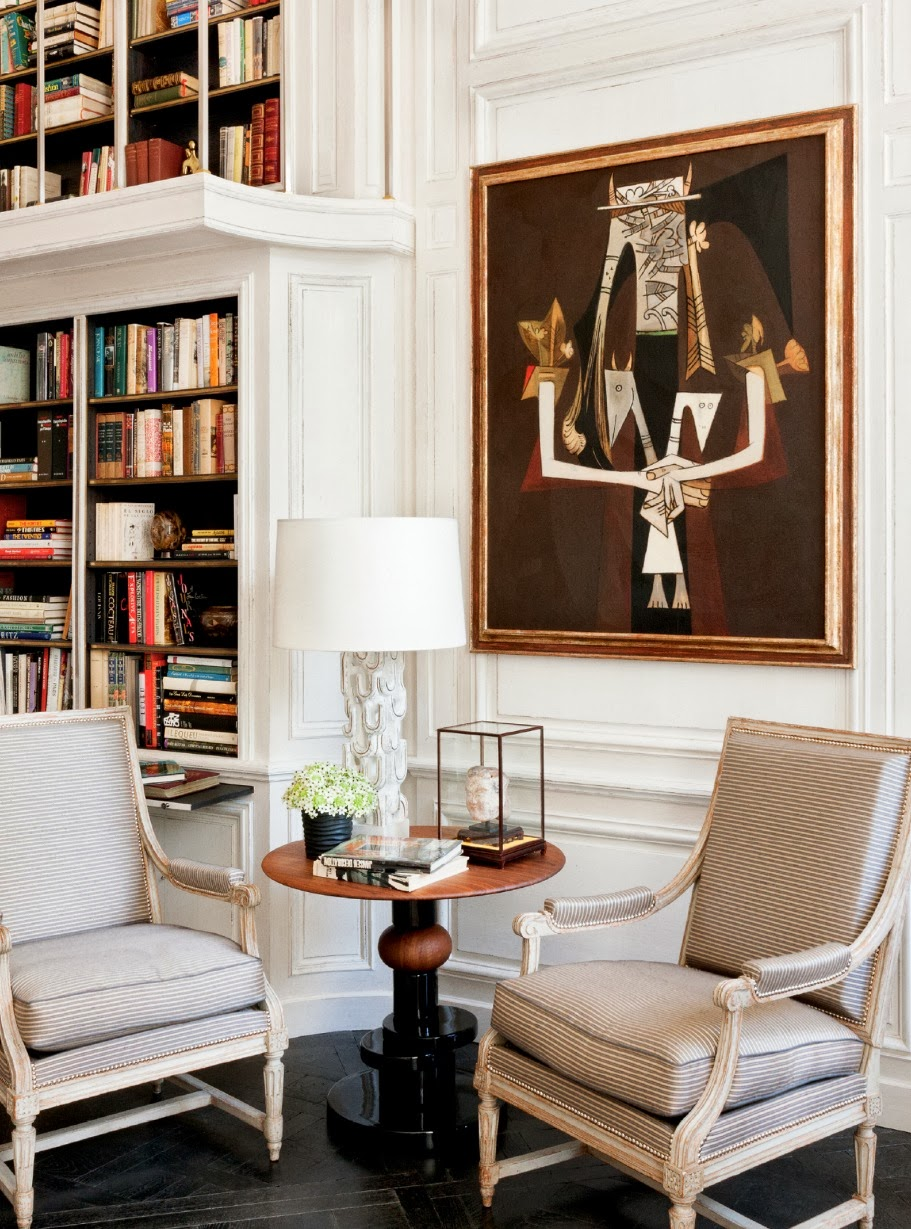 Every Home Should Have A Cozy And Functional Home Library
