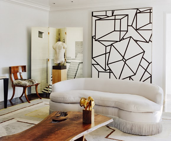 5 reasons why you need oversized art for your home via belle vivid blog how to use oversized art in your home decorabstract painting