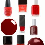 Looking for the Perfect Red Nails