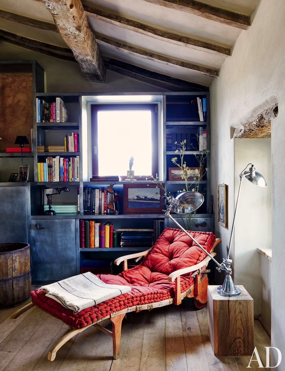 Home Library Office: Every Home Should Have: A Cozy And Functional Home Library
