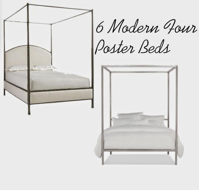 6 modern canopy beds. Black Bedroom Furniture Sets. Home Design Ideas