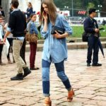 Friday eye candy:  Chambray style