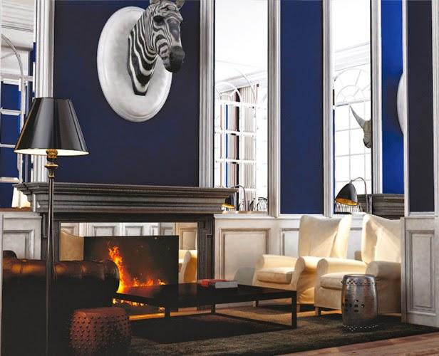 Only you hotel in madrid designed by Lazaro rosa violan via belle vivir blog