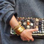 Accessorizing Chic:  Hermès Collier de Chien Bracelet
