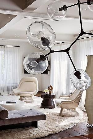 Julie Hillman Design Meatpacking District via belle vivir blog