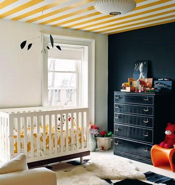 Jenna Lyons brooklyn Brownstone nursery via belle vivir blog