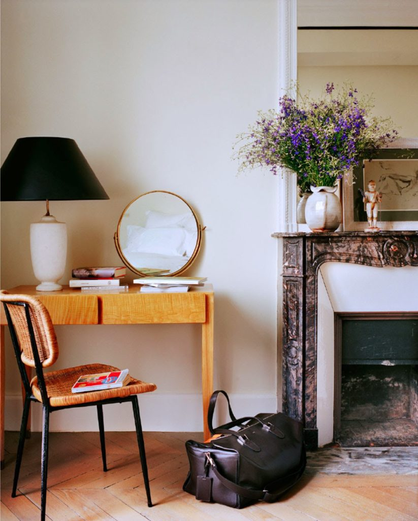 Giambattista Vali Apartment in Paris
