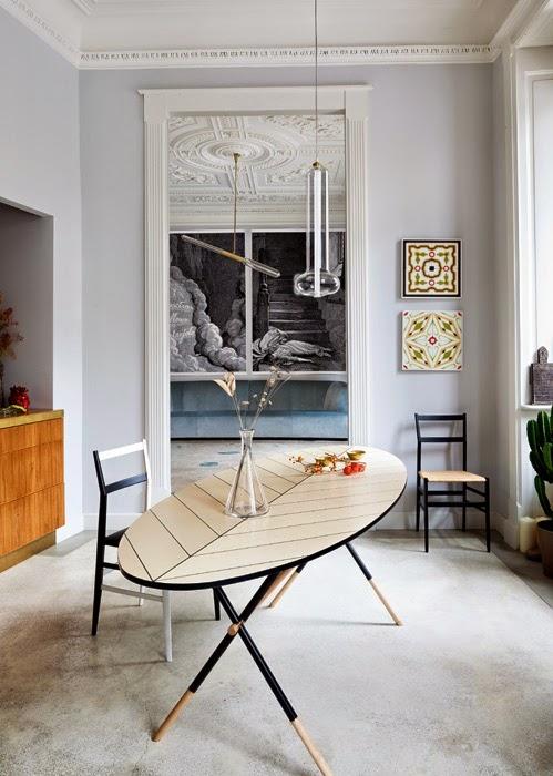 Pierro Russo, Modern home decor in Milan