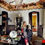 Vogue Editorial Inside Lazaro Rosa Violan house