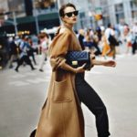 Friday Eye Candy: Street Style; Coat with Sneakers