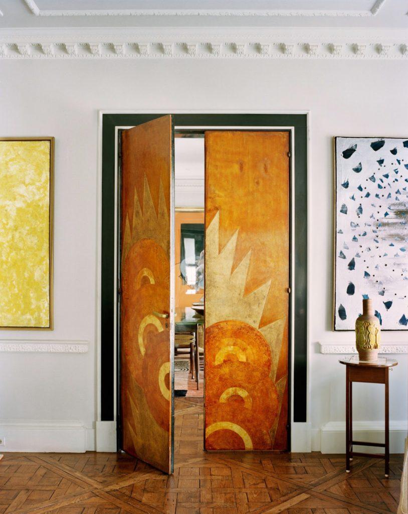 20 Something Manhattan Apartment: Terry De Gunzburg Manhattan Apartment By Jacques Grange