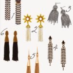 Jewelry Trend:  Tassel Earrings
