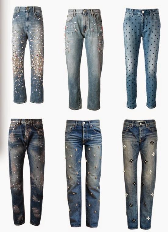 embelished jeans roundups of embelished jeans