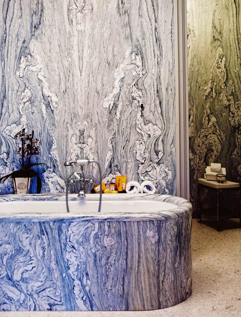 the gritti palace hotel in venice italy marble bathtub via belle vivir