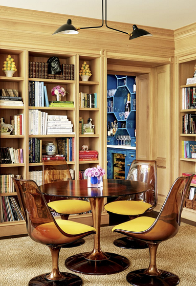 Beautiful Home Library Rooms: The 14 Most Beautiful Home Libraries That Go From Cozy To