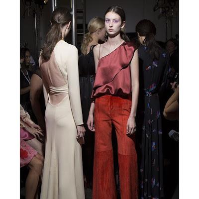 best of new york fashion week spring summer 2016 via belle vivir