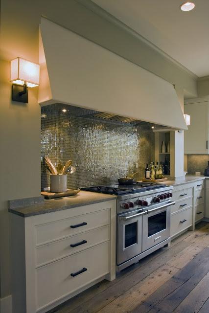 Kevin Knight and co. kitchen via belle vivir blog