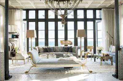 susan ferrier glamour living room
