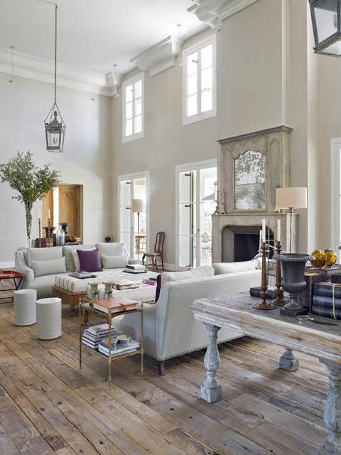 isabel lopez quesada living room via belle vivir blog