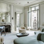 Joseph Dirand Latest Project: A 19th-century Apartment In Av. Montaigne