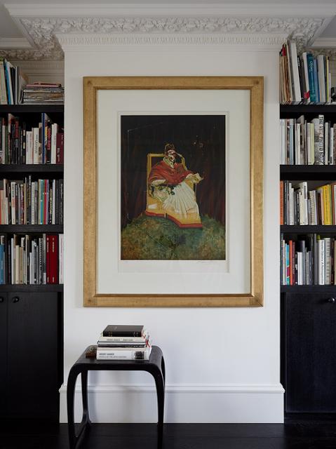 Simone Rocha's library