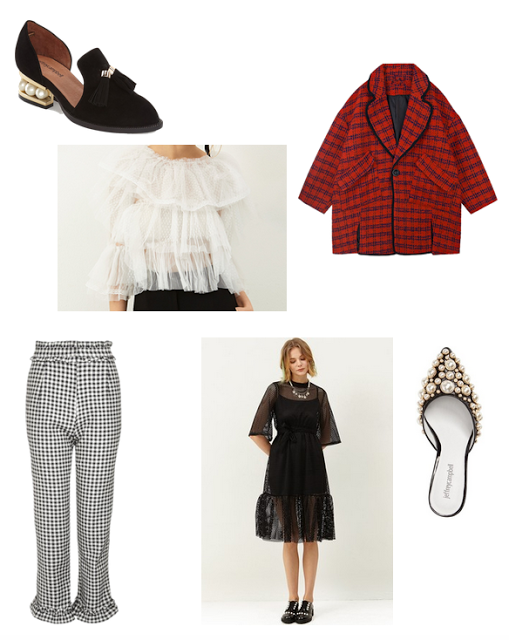 Simone Rocha's get the look for less