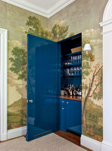 stylish home bar ideas and how to style a home bar home bar in closet