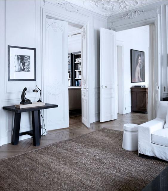 Gilles & Boissier design living room via belle vivir blog