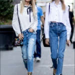 Weekend Comfort:  How to wear Jeans in the weekends