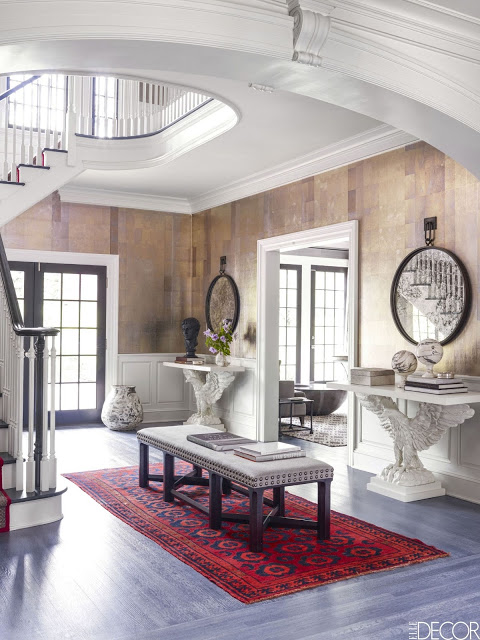 10 great ways to decorate your foyer, home foyer decorating ideas ways to decorate your entryway