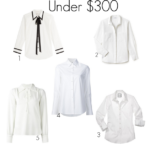 10 Simple White Shirts To Wear For a Casual Weekend