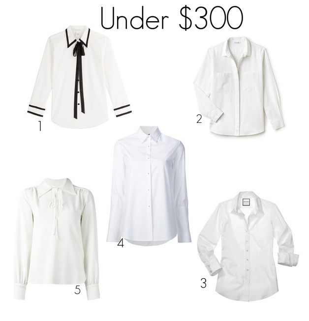 10 Simple White Shirts To Wear For a Casual Weekend -
