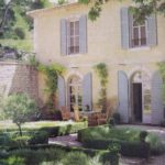 A Bientot Provence:  Postcards From South of France