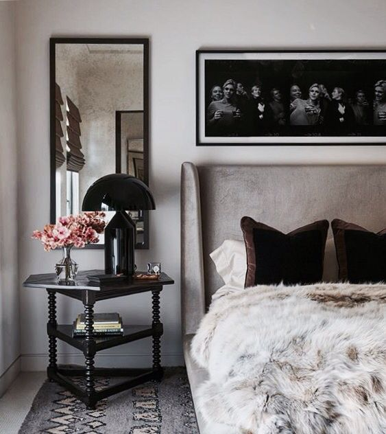 12 Gray Bedrooms: Soothing And Inspiring Bedrooms