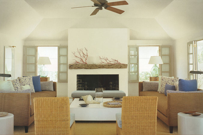 Tom Scheerer Tropical Style Classic Beach Style