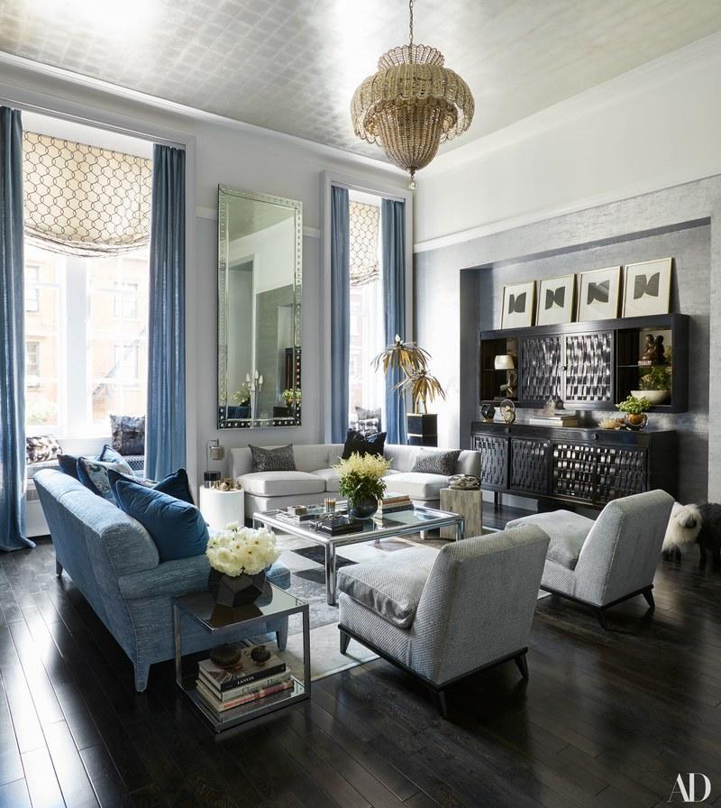 Carole Radziwill S Glamorous New York City Duplex