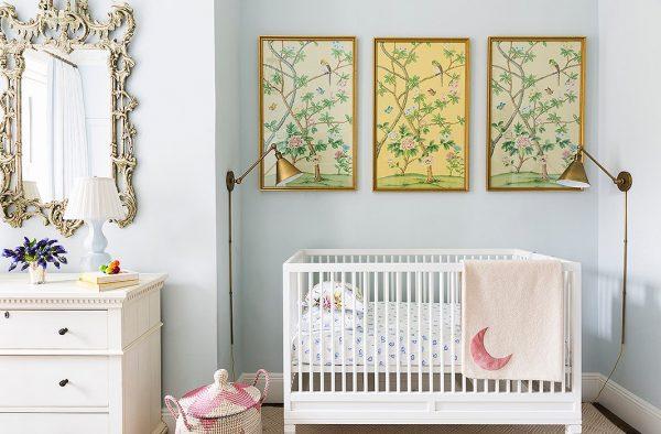 CeCe Barfield Kid Bedroom Via Belle Vivir Blog