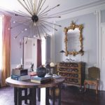 Jean Louis Deniot's Chateau in Chantilly:  A Nod to Neoclassical Style