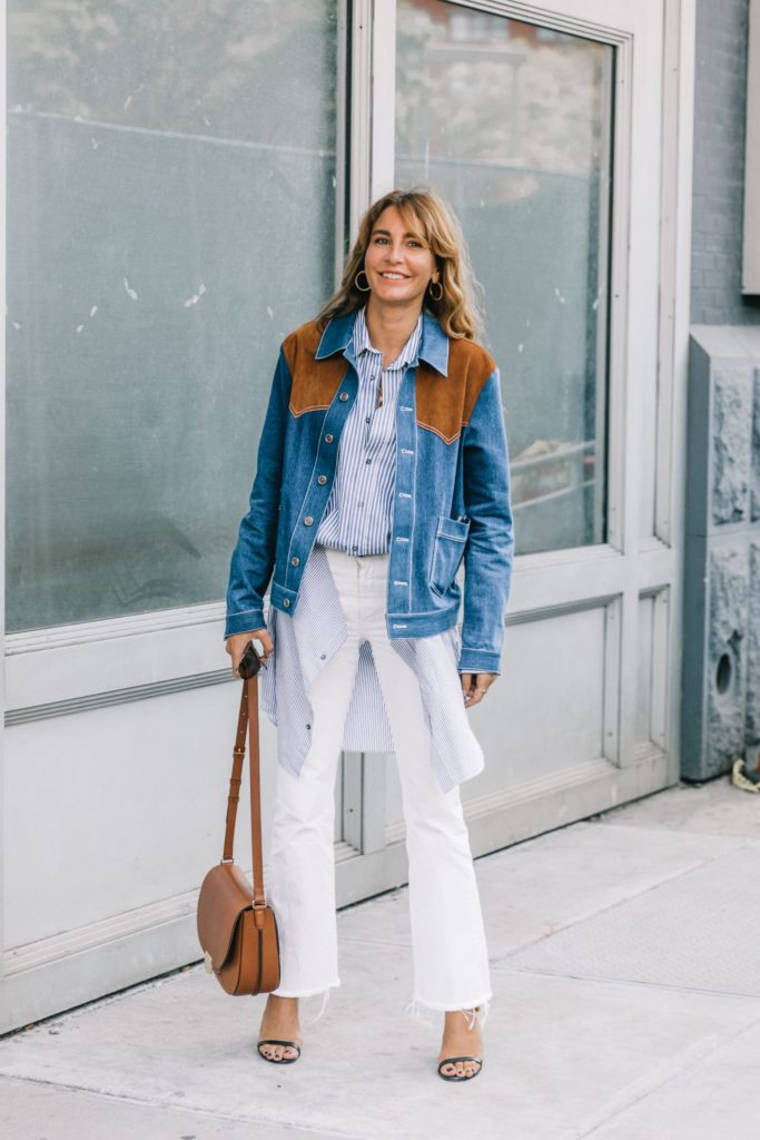 Street Style Inspiration From Spring Summer 2018