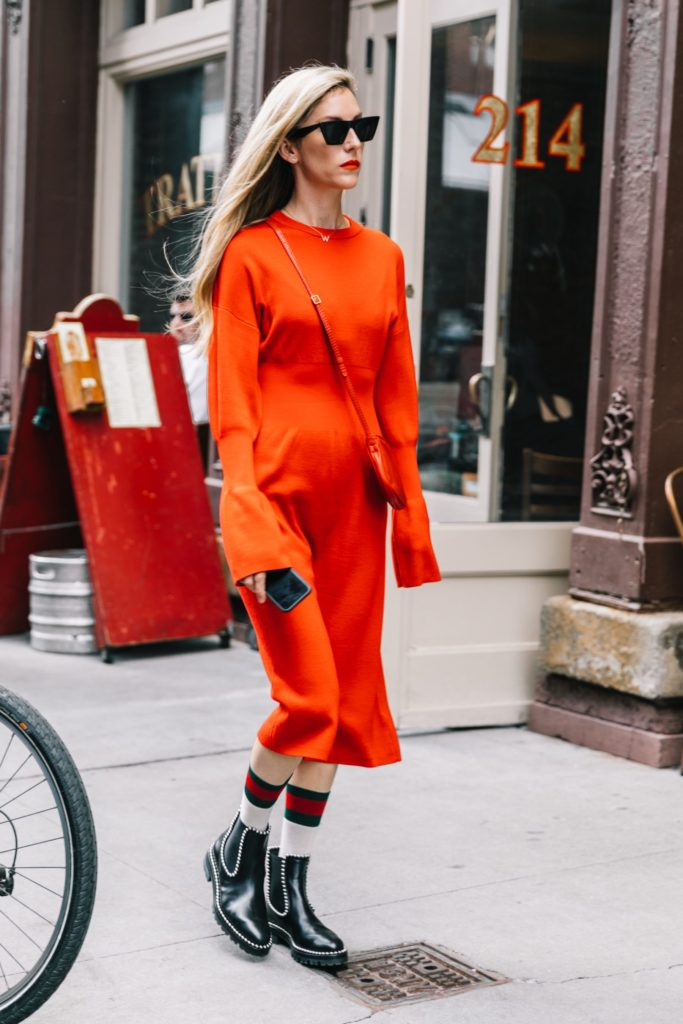 dfbcf477ad9 NYFW-SS18-New York Fashion Week-Street Style-Vogue-Belle Vivir